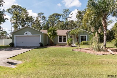 49 Kalamazoo Trail, Palm Coast, FL 32164 - MLS#: 242082