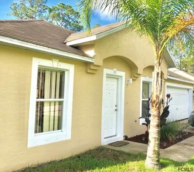 3 Robin Hood Lane, Palm Coast, FL 32164 - MLS#: 242138