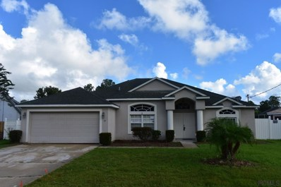 29 Prince Anthony Ln, Palm Coast, FL 32164 - #: 242149