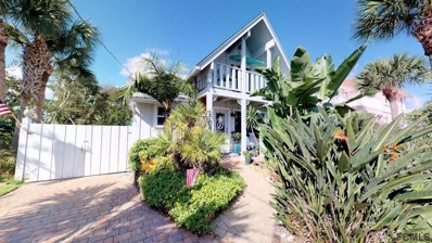 2706 Central Ave S, Flagler Beach, FL 32136 - MLS#: 242188