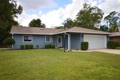 61 Weber Lane, Palm Coast, FL 32164 - MLS#: 242240