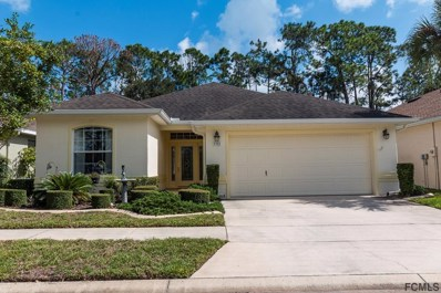 38 Crosstie Court, Palm Coast, FL 32137 - #: 242266