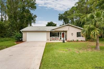 111 Birchwood Dr, Palm Coast, FL 32137 - MLS#: 242361