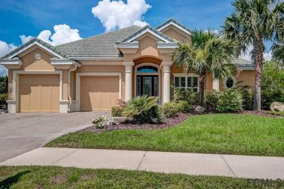 41 N Lakewalk Dr N, Palm Coast, FL 32137 - MLS#: 242390