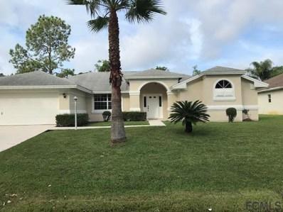 7 Wood Crest Ln, Palm Coast, FL 32164 - #: 242414
