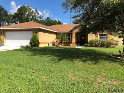 48 Red Mill Drive, Palm Coast, FL 32164 - MLS#: 242420