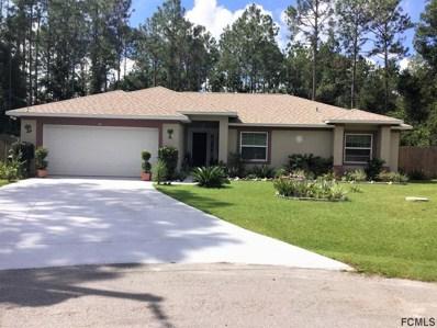 20 Zither Court, Palm Coast, FL 32164 - MLS#: 242439