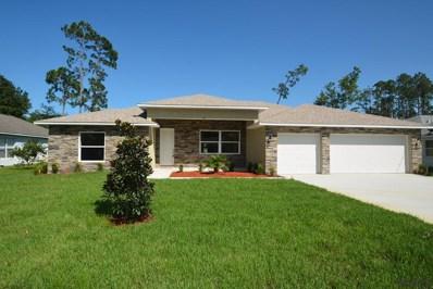 64 Bronson Lane, Palm Coast, FL 32137 - MLS#: 242441