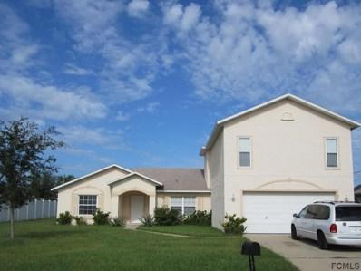 31 Lamour Ln, Palm Coast, FL 32137 - MLS#: 242488