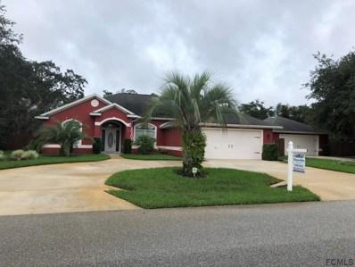 7 Farver Lane, Palm Coast, FL 32137 - MLS#: 242526
