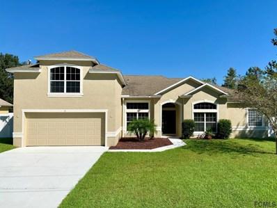3 Burgess Place, Palm Coast, FL 32137 - #: 242888