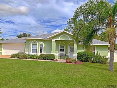 19 Ulmaceal Path, Palm Coast, FL 32164 - MLS#: 242953