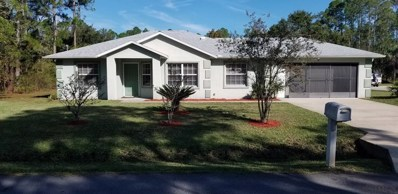 2 Regina Lane, Palm Coast, FL 32164 - MLS#: 242995