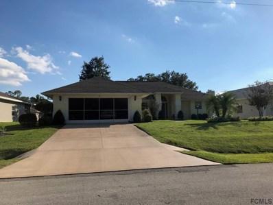 142 Wellstone Drive, Palm Coast, FL 32164 - #: 243001