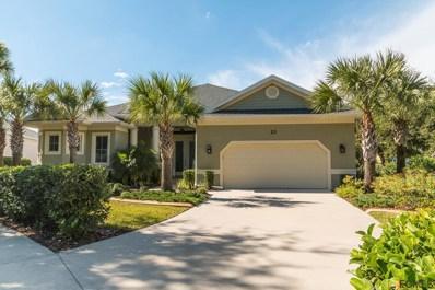 23 Heron Court, Palm Coast, FL 32137 - MLS#: 243131