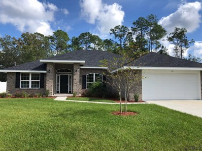 38 Zinnia Trail, Palm Coast, FL 32164 - MLS#: 243219