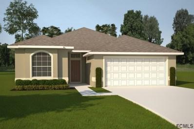5 Park Place Circle, Palm Coast, FL 32164 - #: 243233