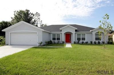 27 Bud Shire Lane, Palm Coast, FL 32137 - MLS#: 243249