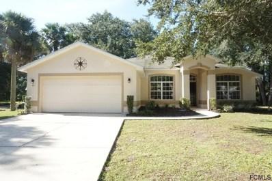 45 Palm Ln, Palm Coast, FL 32164 - MLS#: 243254