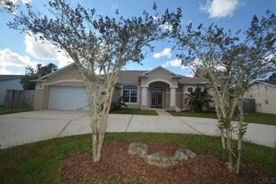 43 Felshire Lane, Palm Coast, FL 32137 - MLS#: 243297