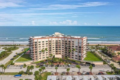 3600 S Ocean Shore Blvd UNIT 821, Flagler Beach, FL 32136 - MLS#: 243299