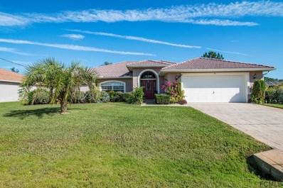 15 Flemington Lane, Palm Coast, FL 32137 - MLS#: 243332
