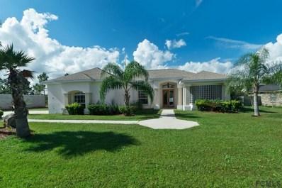 21 Lamont Lane, Palm Coast, FL 32137 - MLS#: 243347