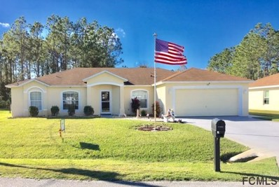 22 Ulmaceal Path, Palm Coast, FL 32164 - MLS#: 243368