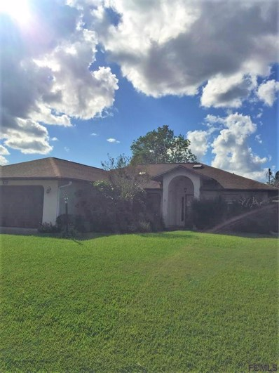 8 Fairmont Lane, Palm Coast, FL 32137 - MLS#: 243381