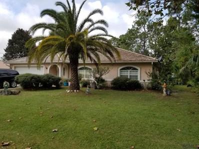 19 Pritchard Dr, Palm Coast, FL 32164 - MLS#: 243418