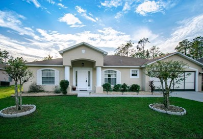 61 Kalamazoo Trail, Palm Coast, FL 32164 - MLS#: 243488