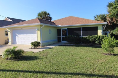 308 N 7th St N, Flagler Beach, FL 32136 - MLS#: 243494