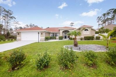 90 Pepperdine Drive, Palm Coast, FL 32164 - #: 243554
