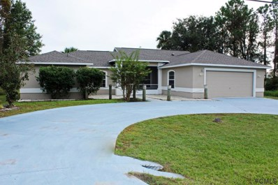 22 Lindsay Dr, Palm Coast, FL 32137 - MLS#: 243564
