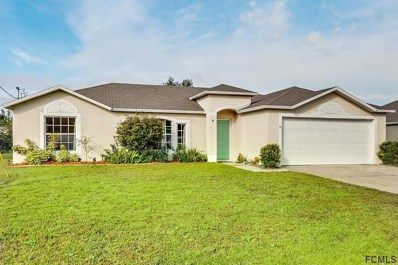 51 Underwick Path, Palm Coast, FL 32164 - MLS#: 243609