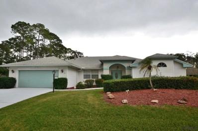 22 Barrister Ln, Palm Coast, FL 32137 - MLS#: 243761