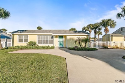 128 Palmetto Ave N, Flagler Beach, FL 32136 - MLS#: 243907