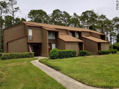 36 Hembury Lane UNIT 36, Palm Coast, FL 32137 - MLS#: 244015