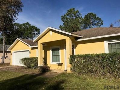 21 Radcliffe Drive, Palm Coast, FL 32137 - MLS#: 244077