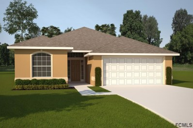 63 Park Place Circle, Palm Coast, FL 32164 - MLS#: 244282