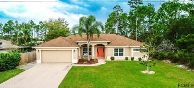 34 Fallwood Lane, Palm Coast, FL 32137 - MLS#: 244355