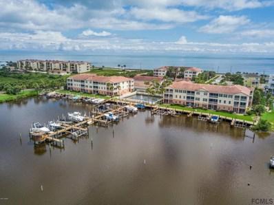 300 Marina Bay Drive UNIT 201, Flagler Beach, FL 32136 - MLS#: 244412