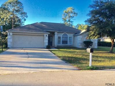 28 White Star Drive, Palm Coast, FL 32164 - MLS#: 244446