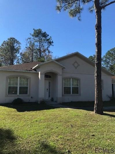 50 Radcliffe Drive, Palm Coast, FL 32164 - MLS#: 244488