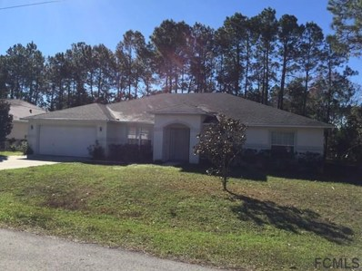 75 Panorama Drive, Palm Coast, FL 32164 - MLS#: 244533