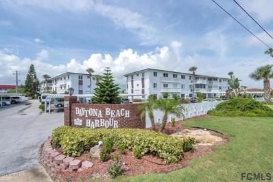 3015 N Halifax Avenue UNIT 7, Daytona Beach, FL 32118 - MLS#: 244569
