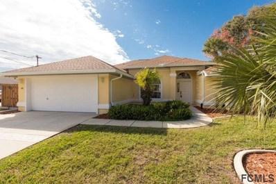 15 Creek Court, Palm Coast, FL 32137 - #: 244608
