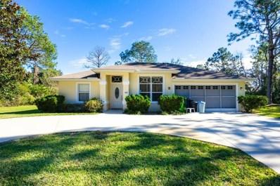 40 Prattwood Dr, Palm Coast, FL 32164 - MLS#: 244804