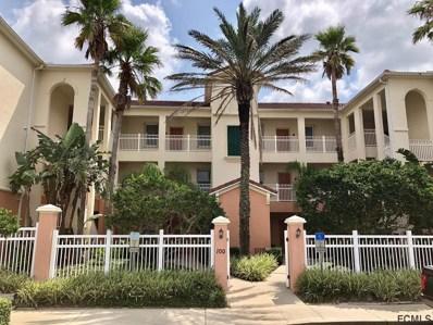 100 Marina Bay Drive UNIT 103, Flagler Beach, FL 32136 - MLS#: 244818