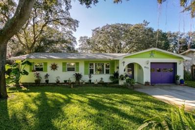 607 Mariposa St, St Augustine, FL 32080 - MLS#: 244828
